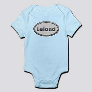 Leland Metal Oval Body Suit