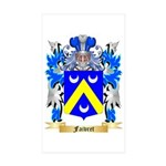 Faivret Sticker (Rectangle 50 pk)