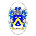 Faivret Sticker (Oval 10 pk)