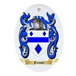 Faison Ornament (Oval)
