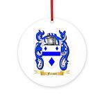 Faison Ornament (Round)