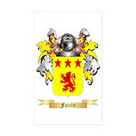 Fairlie Sticker (Rectangle 50 pk)