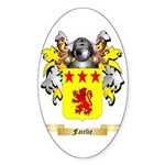 Fairlie Sticker (Oval 50 pk)