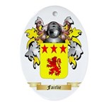 Fairlie Ornament (Oval)