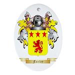 Fairley Ornament (Oval)