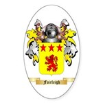 Fairleigh Sticker (Oval 50 pk)