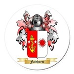 Fairhurst Round Car Magnet