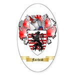 Fairhead Sticker (Oval)