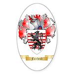 Fairhead Sticker (Oval 10 pk)