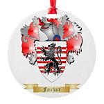 Fairhair Round Ornament