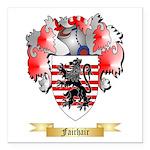 Fairhair Square Car Magnet 3