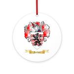Fairhair Ornament (Round)