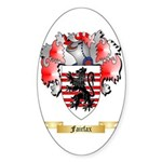 Fairfax Sticker (Oval)