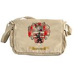 Fairfax Messenger Bag