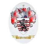 Fairfax Ornament (Oval)