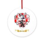 Fairfax Ornament (Round)