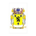 Fairclough Sticker (Rectangle 50 pk)