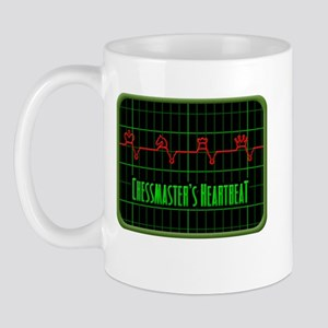 ChessMaster's Heatbeat Mug
