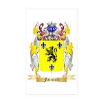 Faircloth Sticker (Rectangle 50 pk)