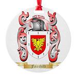 Fairchild Round Ornament