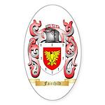 Fairchild Sticker (Oval)
