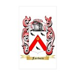 Fairburn Sticker (Rectangle 50 pk)