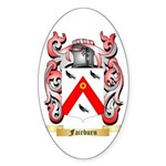 Fairburn Sticker (Oval 10 pk)
