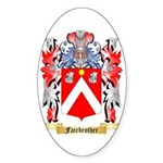 Fairbrother Sticker (Oval 50 pk)