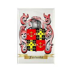 Fairbanks Rectangle Magnet (10 pack)