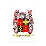 Fairbanks Sticker (Rectangle 50 pk)