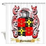 Fairbanks Shower Curtain
