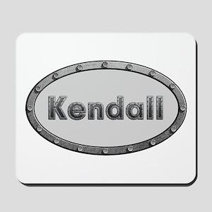 Kendall Metal Oval Mousepad