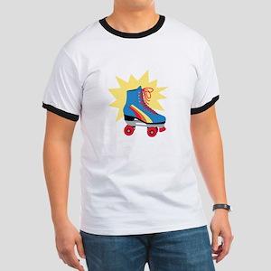 Retro Roller Skate T-Shirt