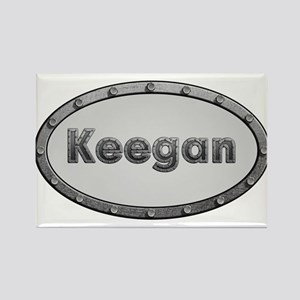 Keegan Metal Oval Magnets