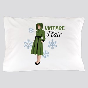 Vintage Flair Pillow Case