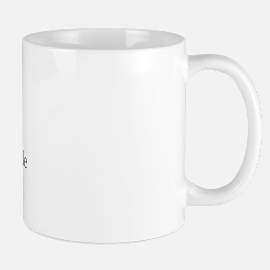 Grandpa To Be (Green Script) Mug