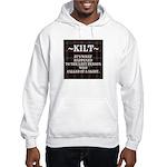 Kilt-Dont Call It A Skirt Hoodie