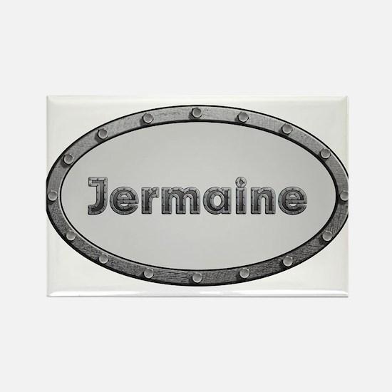Jermaine Metal Oval Magnets