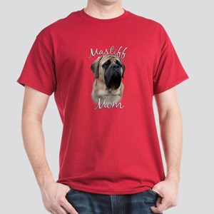 Mastiff(fawn)Mom2 Dark T-Shirt