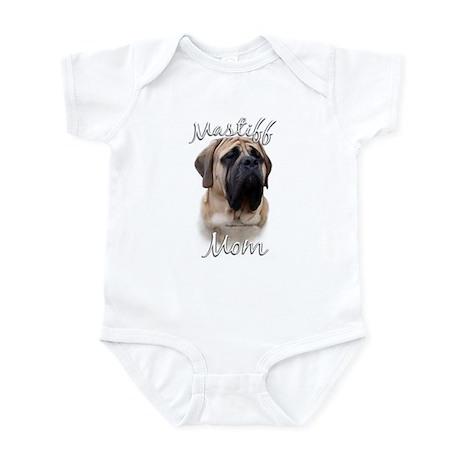 Mastiff(fawn)Mom2 Infant Bodysuit