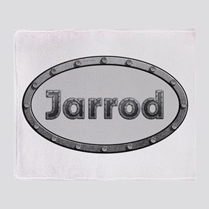 Jarrod Metal Oval Throw Blanket
