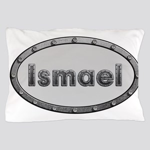 Ismael Metal Oval Pillow Case