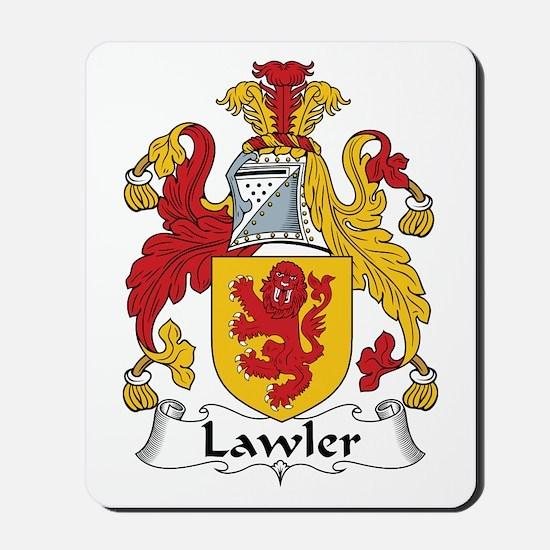 Lawler Mousepad