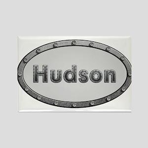 Hudson Metal Oval Magnets