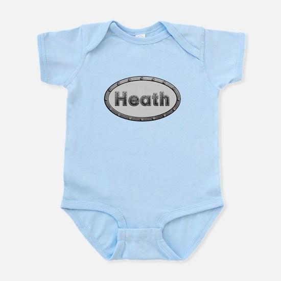 Heath Metal Oval Body Suit