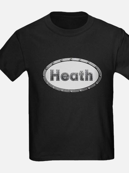 Heath Metal Oval T-Shirt
