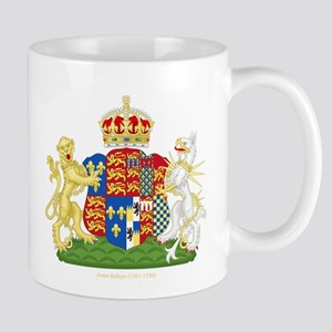Anne Boleyn Coat of Arms Mug