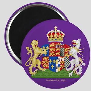 Anne Boleyn Coat of Arms Magnet