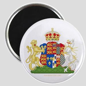 "Anne Boleyn Coat of Arms 2.25"" Magnet (100 pack)"