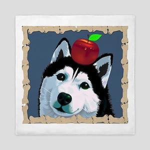 Eskimo Husky Queen Duvet